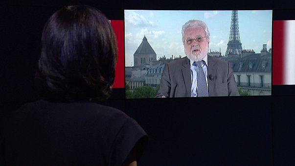 """""""A radicalização remonta aos anos 90"""""""