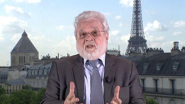 """Louis Caprioli: """"A terrorizmussal együtt kell élnünk"""""""