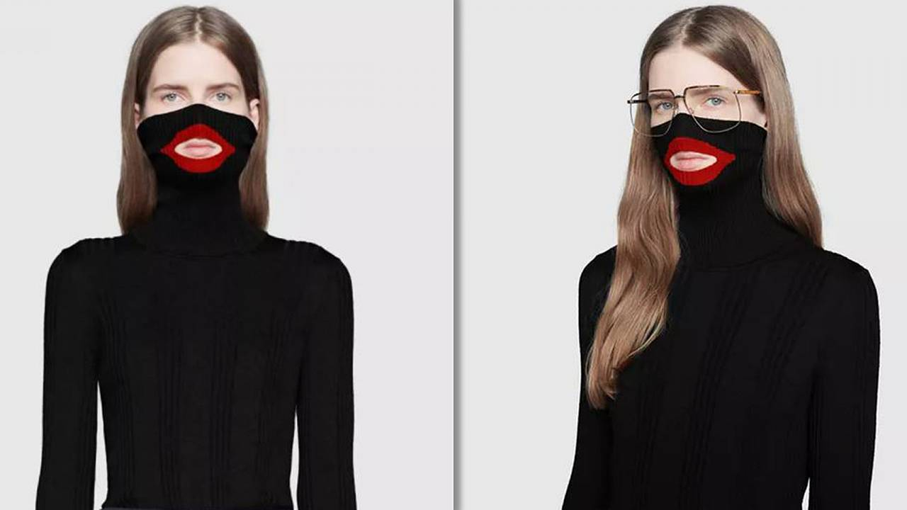 Gucci apologizes after blackface claims