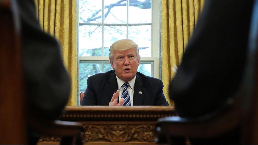 """Trump: """"Guerra com Coreia do Norte é uma possibilidade real"""""""