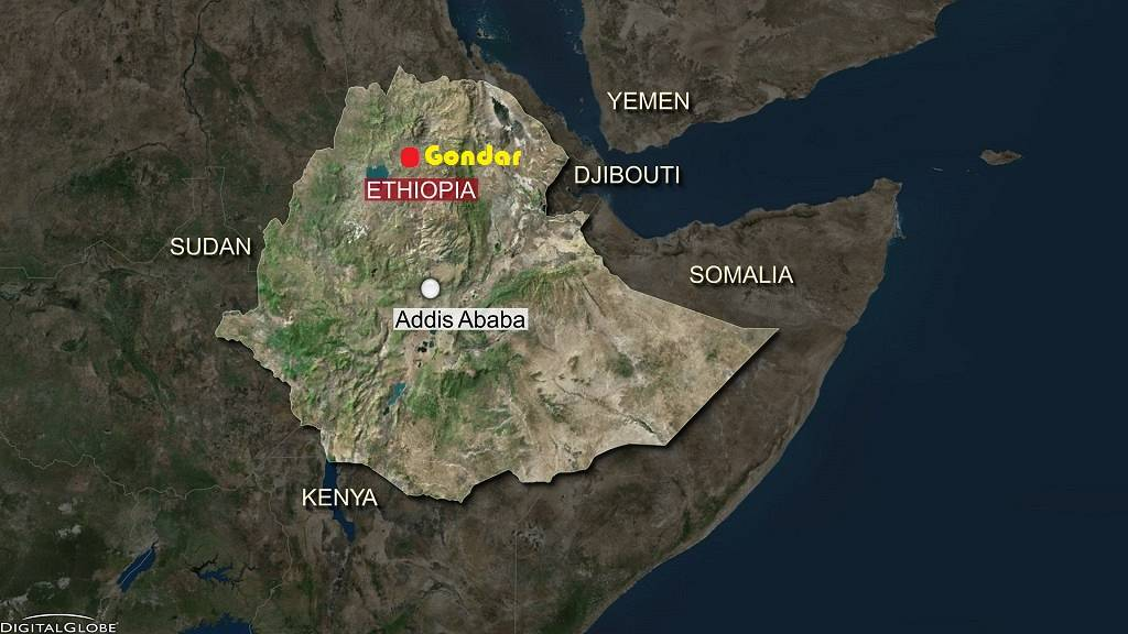 US issues travel alert for Ethiopia's Gondar zone following explosions