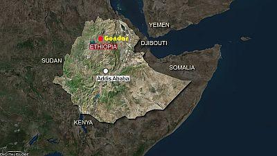 US Issues Travel Alert For Ethiopias Gondar Zone Following - Us travel alert map