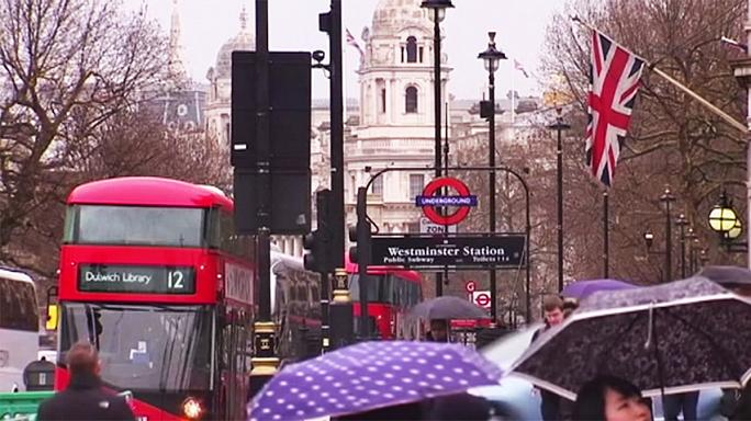 La croissance britannique a ralenti au premier trimestre