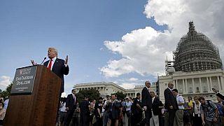 رویکرد ترامپ در نخستین دوره ۱۰۰ روزهاش به ایران