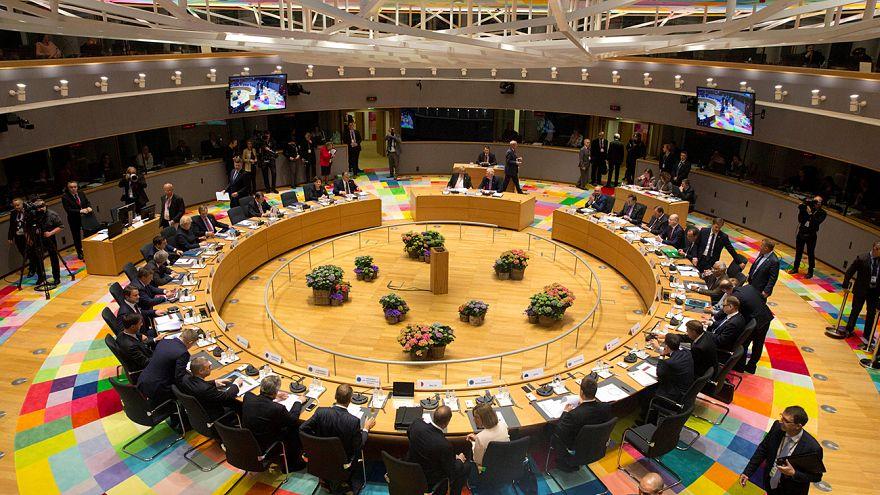 Лидеры 27 стран ЕС обсуждают выход из него Великобритании