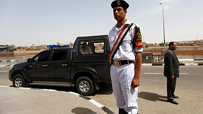 Egypt steps up security ahead of Pope's visit