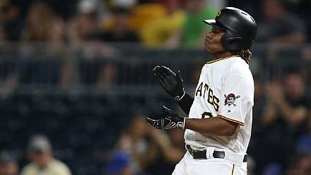 SA's Gift Ngoepe is first African-born player in US top-flight baseball