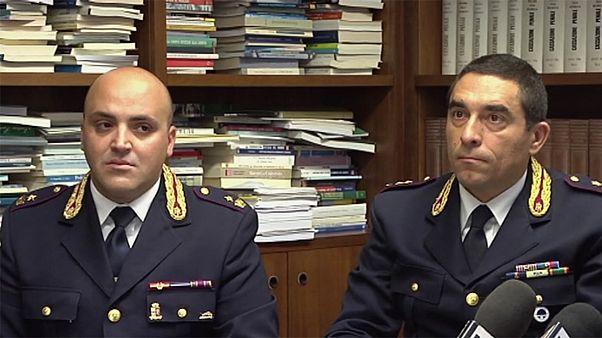 Szélsőségeseken ütöttek rajta Olaszországban