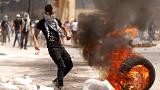 Filistinli mahkumlara destek gösterileri Batı Şeria'da gerilimi tırmandırdı