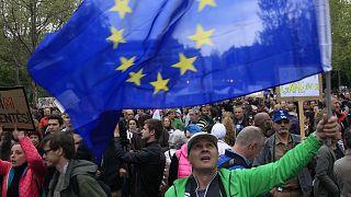 Magyarországon erősödik az EU támogatottsága