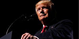 Caos en los 100 primeros días de Trump