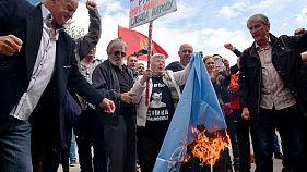 Facing West: Montenegro's parliament ratifies NATO membership