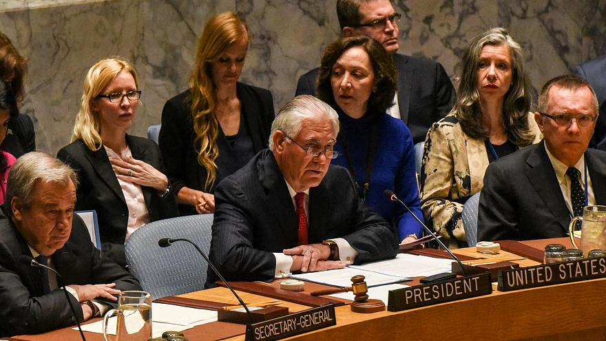 EE. UU. exige en la ONU más presión sobre Corea del Norte