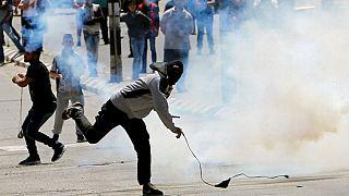 يوم غضب في الأراضي المحتلة تضامنا مع الأسرى المضربين
