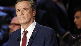 حمایت یکی از نامزدهای دور اول انتخابات ریاست جمهوری فرانسه از مارین لو پن