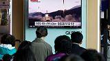 عملية اطلاق فاشلة لصاروخ بالستي في كوريا الشمالية
