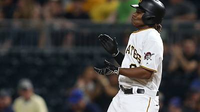 U.S Baseball: First African-born MLB player gets hit in debut
