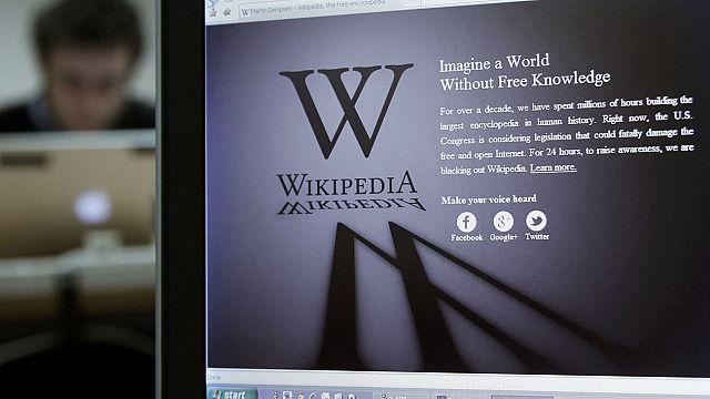 Türkiye'de Wikipedia'ya erişim engeli