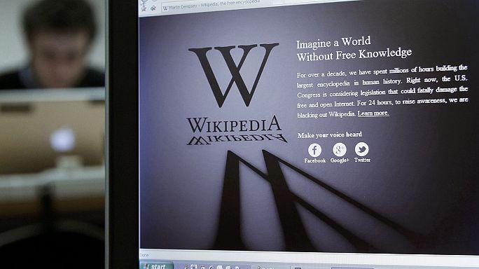 Las autoridades turcas bloquean el acceso a la Wikipedia