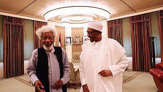 Buhari's health status should not be like Trump's tax returns – Soyinka