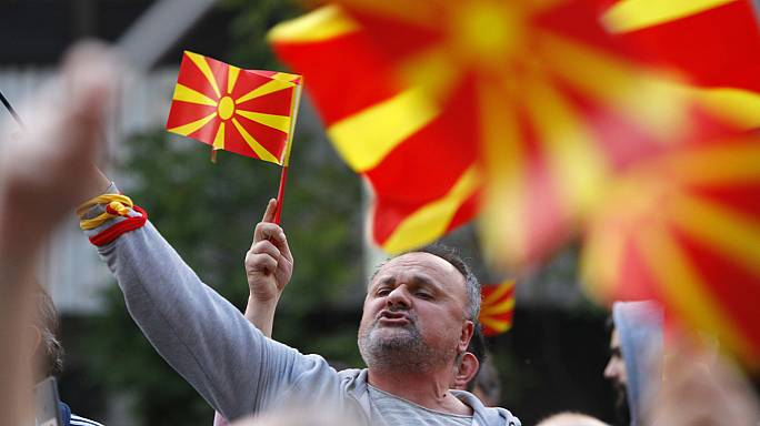 What's behind the turmoil in FYR Macedonia?