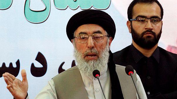 Hizb-i İslami'nin lideri Hikmetyar Afganistan'a geri döndü