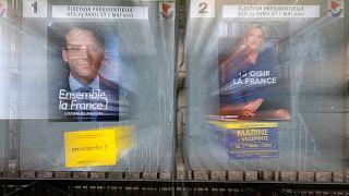 Πρωθυπουργός ο Ντιπόντ Ενιάν, αν εκλεγεί πρόεδρος η Μαρίν Λε Πεν