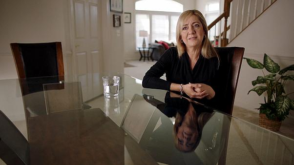 Lorena Bobbitt's violent act became a joke without focusing on cause, she says