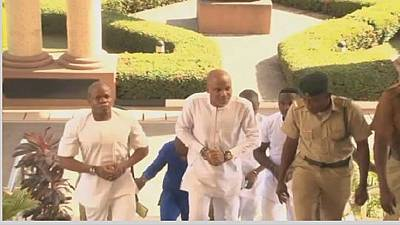 Nigeria : le leader du Biafra libéré