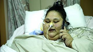 Egypt's Eman: 'world's heaviest woman' moved to UAE after India surgery