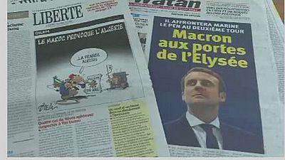 Algeria: Media frenzy over French presidential election