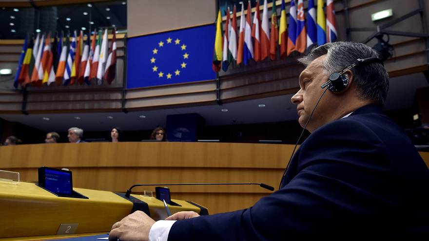 Hungary's PM Orban 'to comply' with EU demands over education law
