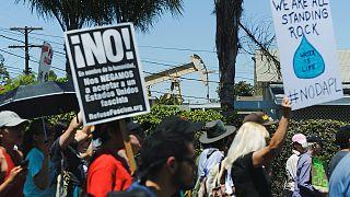 Miles de personas se manifiestan en EE.UU contra las políticas medioambientales de Trump