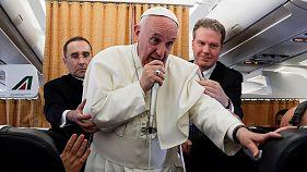 Β. Κορέα: Διπλωματική λύση για την αποκλιμάκωση της έντασης ζήτησε ο Πάπας Φραγκίσκος