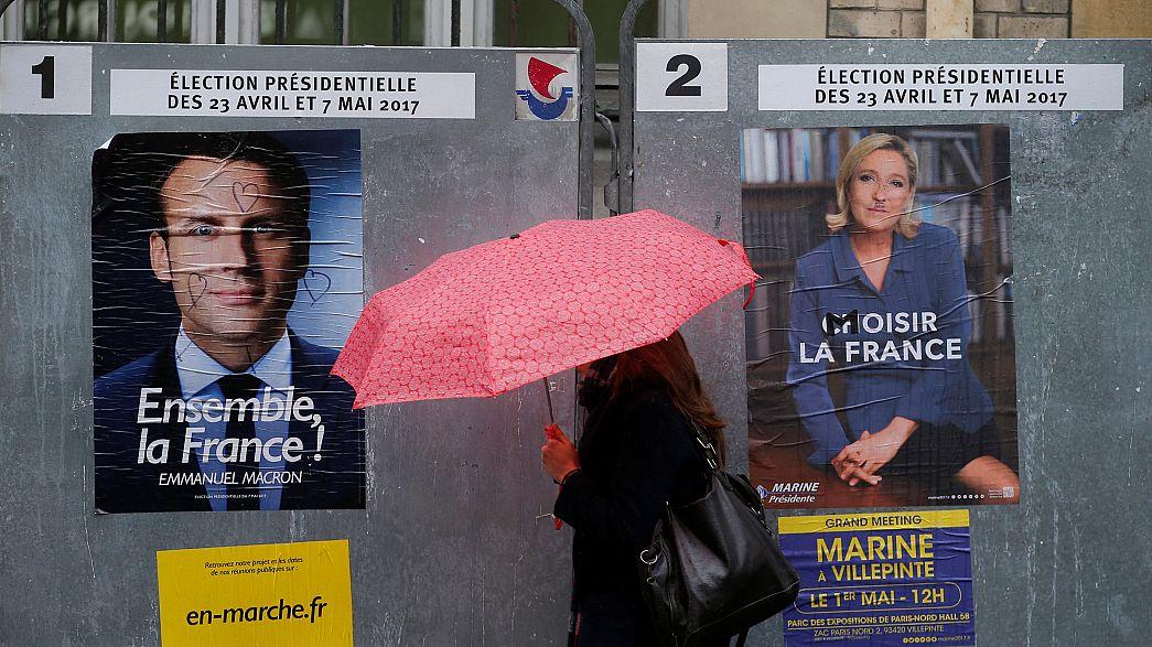 الانتخابات الفرنسية: تنافس حاد بين الوسط واليمين المتطرف في الجولة الثانية