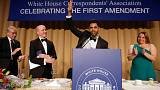 Comedian pokes fun at Trump at correspondents' dinner he snubbed