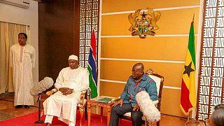 Ghana: drapeau national renversé, les critiques fusent contre le protocole