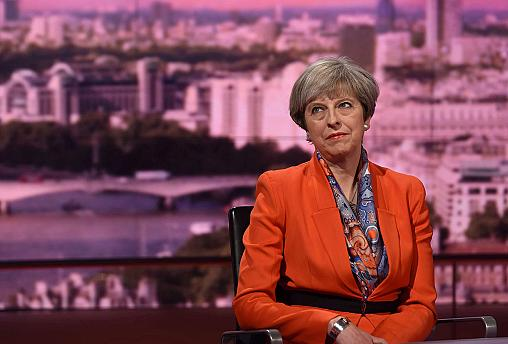 Theresa May: 'I'm not in a different Galaxy""