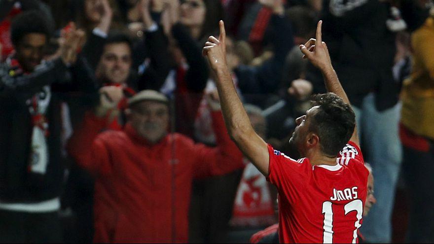 "#LigaPortuguesa J31: Jonas mantém FC Porto à distância, Bas Dost ""x3"""