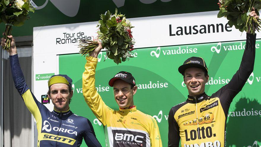 Porte arrebata a Yates el triunfo en el Tour de Romandía en la última etapa