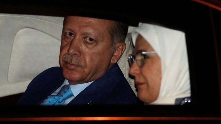 إردوغان حزين...