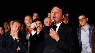 Renzi resurgence - former Italian PM regains party leadership