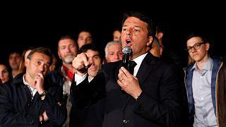 Itália: Matteo Renzi recupera liderança do PD
