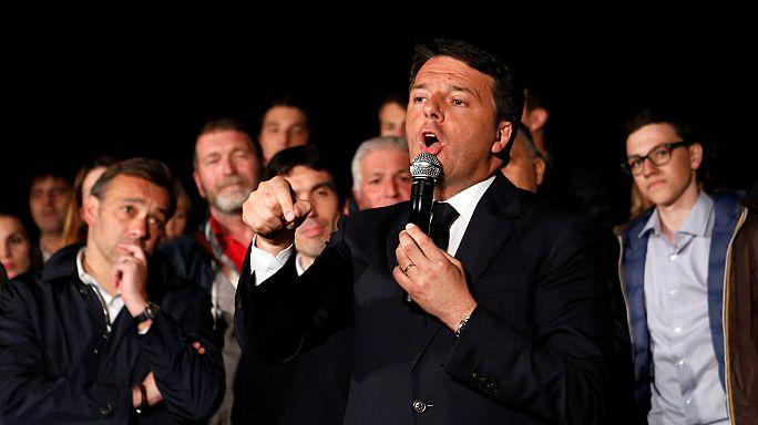 Возвращение Маттео Ренци