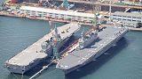 ژاپن ناو جنگی خود را به اقیانوس آرام فرستاد