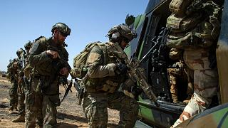 الجيش الفرنسي يعلن مقتل واعتقال نحو عشرين عنصرا متطرفا في مالي