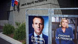 French election: Emmanuel Macron raises Frexit fears