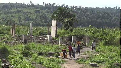 Lusanga - DRC: Nostalgia of a glorious past