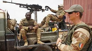 French forces kill over 20 militants in forest on Mali, Burkina border