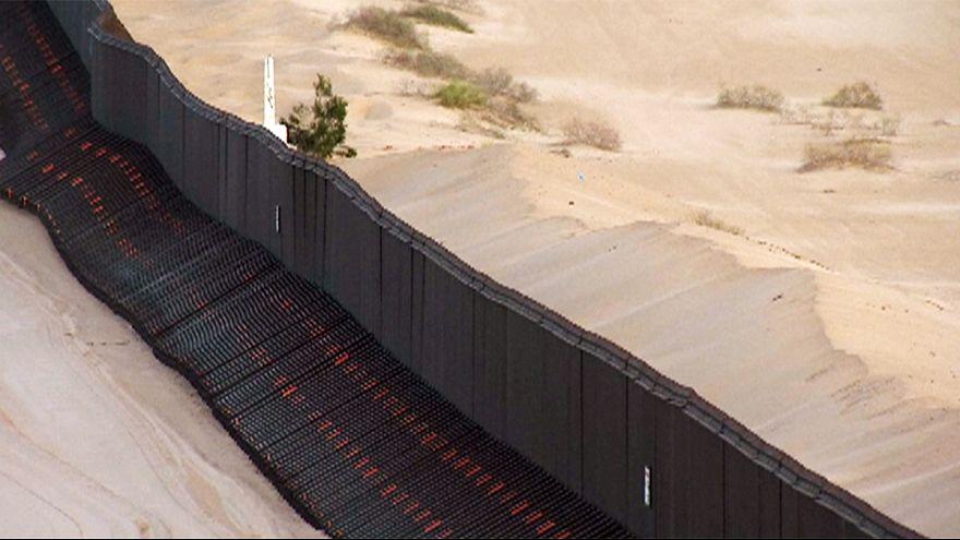 Acordo orçamental nos EUA não prevê verbas para o muro de Trump